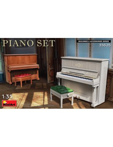 MiniArt 35626 Пианино 1/35