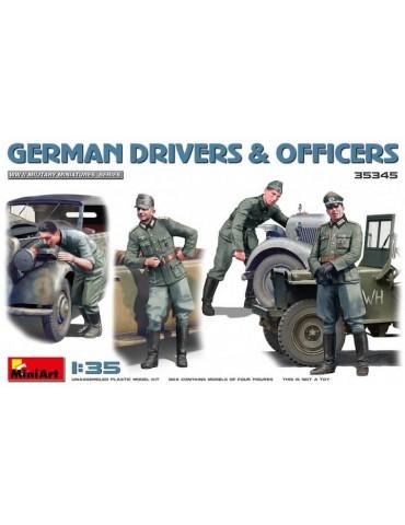 MiniArt 35345 Немецкие...