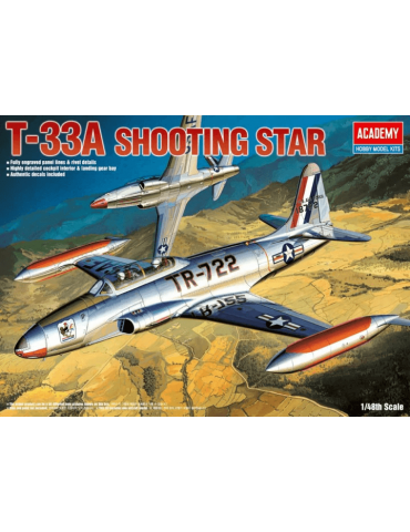 Academy 2185 T-33A Shooting...