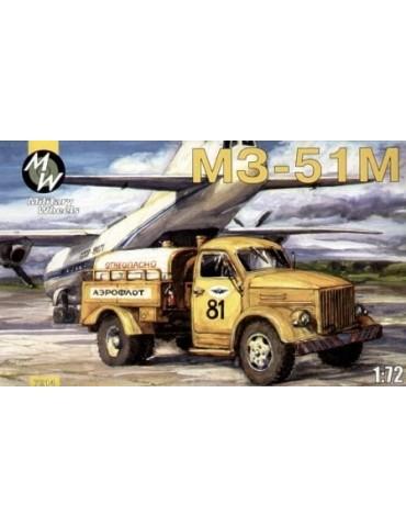 Military Wheels 7214 МЗ-51М...