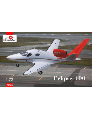 Amodel 72369 Eclipse-400 1/72