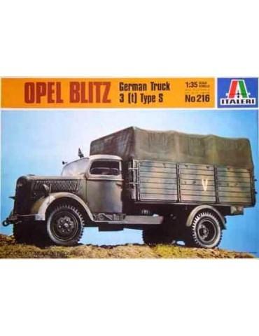 Italeri 216 Opel Blitz...