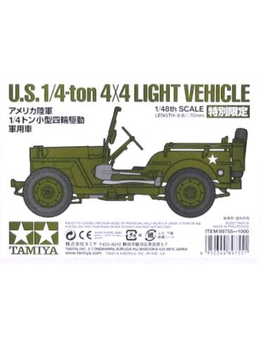 Tamiya 89755 U.S. 1/4-ton...