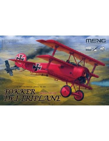 Meng QS-002 Fokker Dr.I...