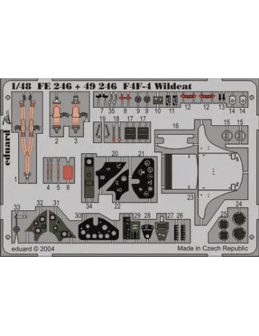 Eduard FE246 F4F-4 Wildcat...