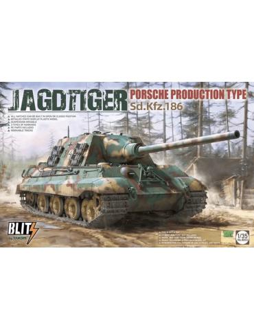 Takom 8003 Jagdtiger...