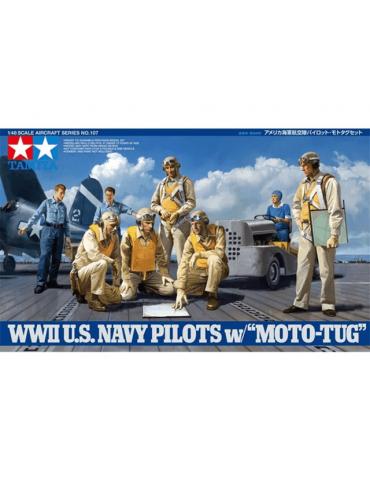 Tamiya 61107 WWII U.S. Navy...