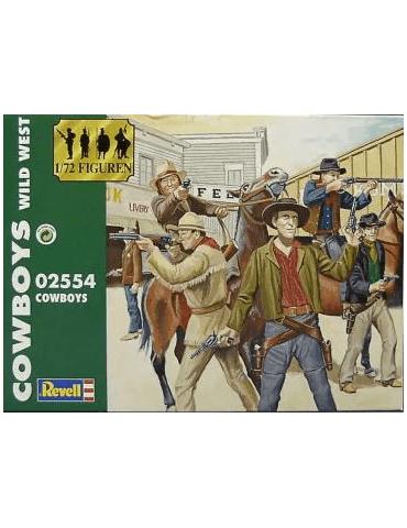 Revell 02554 Cowboys,...