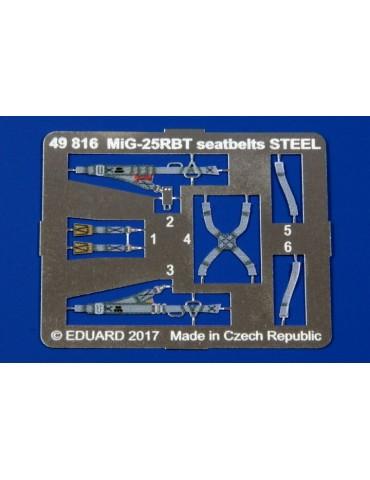 Eduard 49815 МиГ-25РБТ...