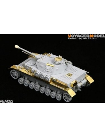 Voyager Model PEA092 Panzer...