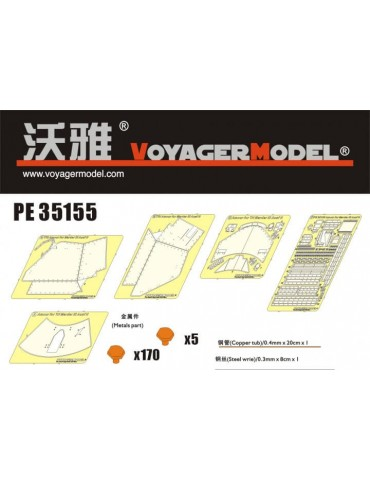 Voyager Model PE35155 WWII...