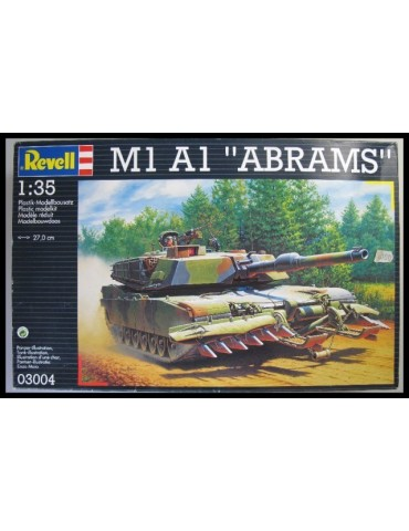 Revell 03004 M1 A1 Abrams 1/35