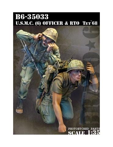 Bravo-6 B6-35033 U.S.M.C....