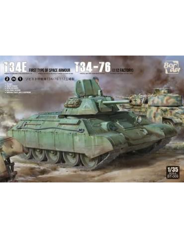 Border BT-009 Т-34Е (First...