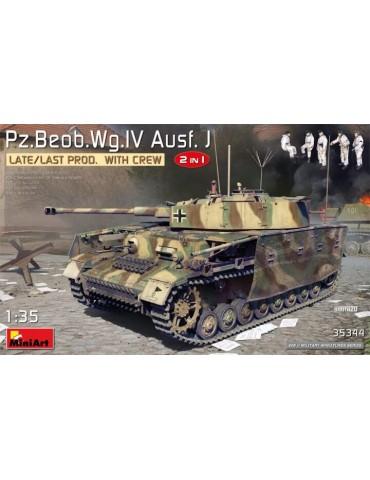 MiniArt 35344 Pz/Beob.Wg.IV...