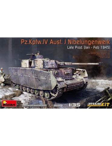 MiniArt 35342 Pz.Kpfw. IV...