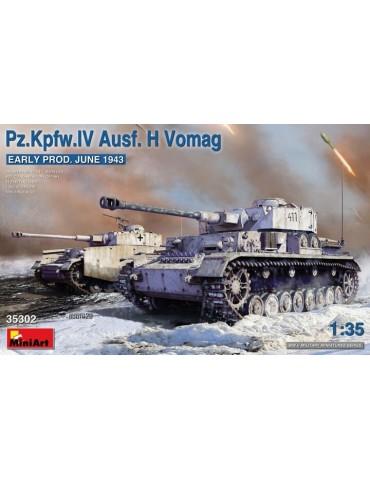 MiniArt 35302 Pz.Kpfw. IV...