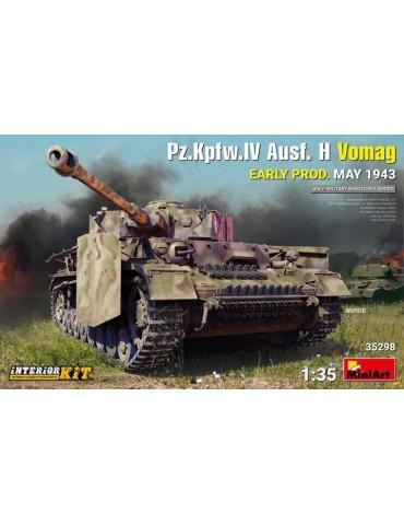 MiniArt 35298 Немецкий танк...