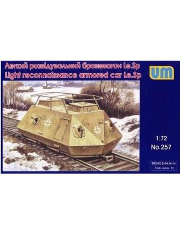 UM 257 Light reconnaissance...