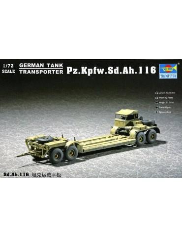 Trumpeter 07249 German Tank...