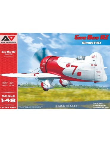 A&A Models 4805 Gee Bee R2...