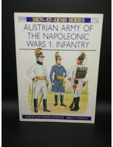Men-At-Arms 176 Austrian...