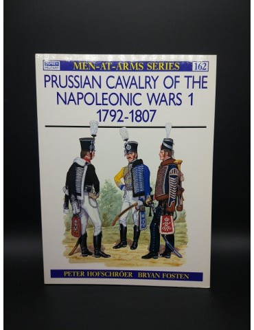 Men-At-Arms 162 Prussian...