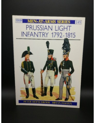 Men-At-Arms 149 Prussian...