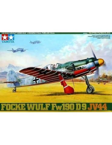 Tamiya 61081 Focke-Wulf Fw190 D-9 JV44 1/48