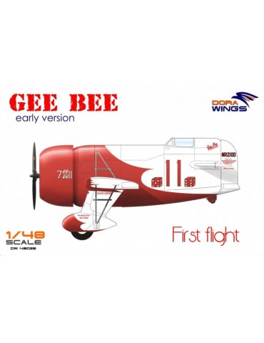 Dora Wings DW48026 Gee Bee...