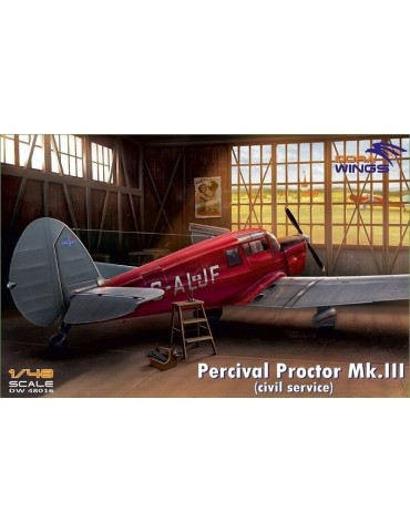 Dora Wings DW48016 Percival...