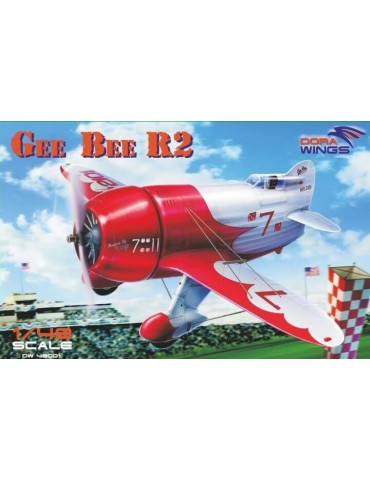 Dora Wings DW48001 Gee Bee...