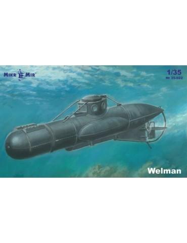 MikroMir 35-022 Welman W10...