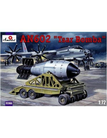 "Amodel 72265 ""Царь-бомба""..."