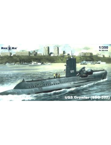 MikroMir 350-038 USS...