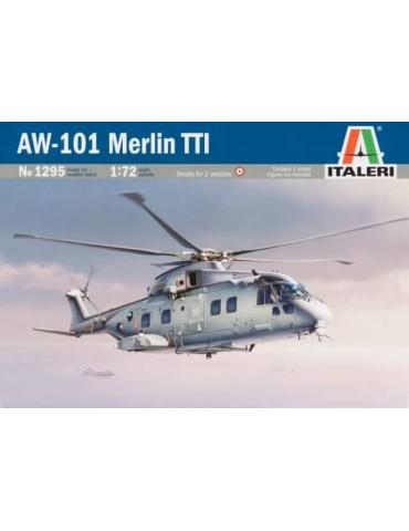 Italeri 1295 AW-101 Merlin...