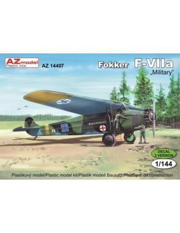 AZ Model AZ14407 Fokker...