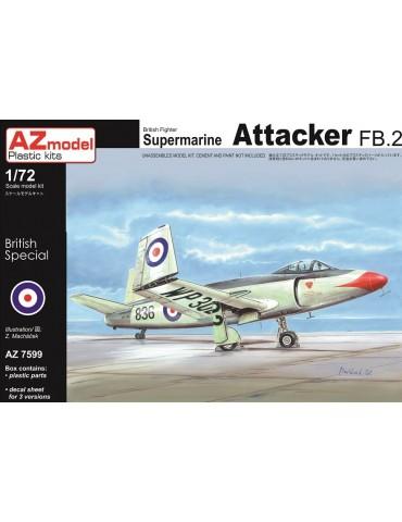 AZ Model AZ7599 Supermarine...