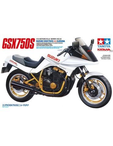 Tamiya 14034 Suzuki GSX750S...