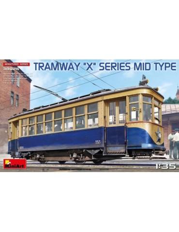 MiniArt 38026 Трамвай...