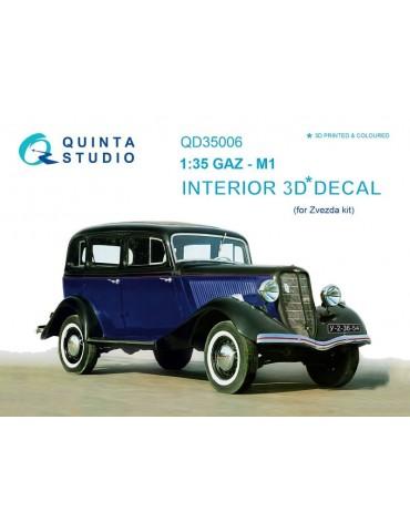 Quinta studio QD35006 3D...