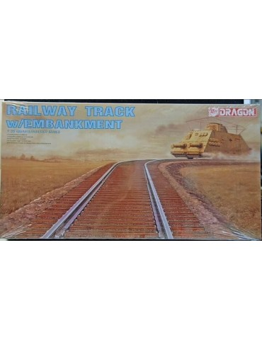Dragon 3825 Railway Track...