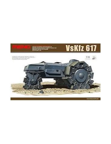 Meng SS-001 VsKfz 617 1/35...