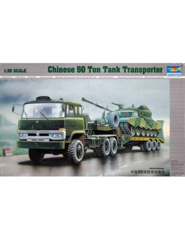 Trumpeter 00201 Chinese 50t...