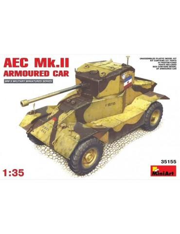 Miniart 35155 AEC Mk.II...