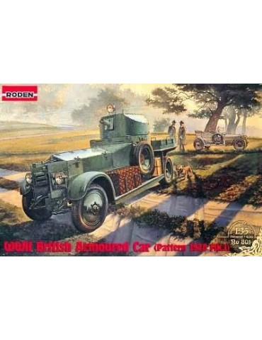 Roden 801 WWII British...