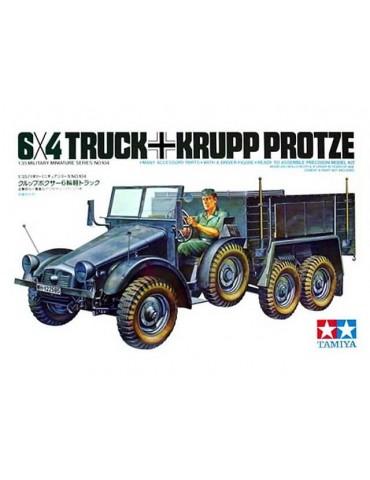 Tamiya 35104 6X4 Truck...