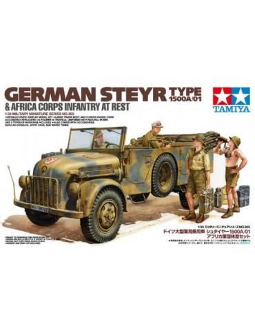 Tamiya 35305 German Steyr...
