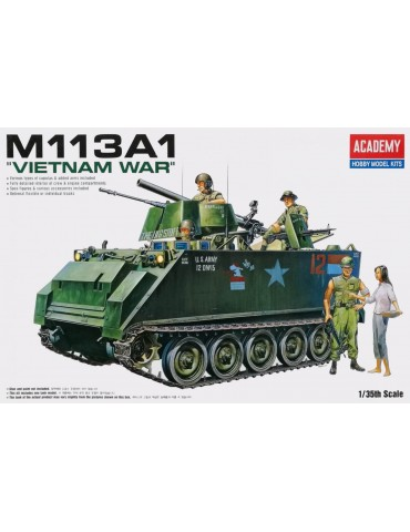 Academy 1389 M113A1...