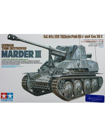 Tamiya 35248 German Tank...